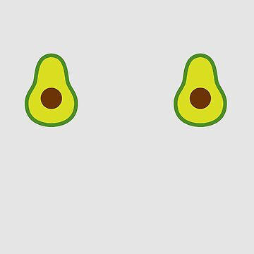 Avocado Boobs by WordvineMedia