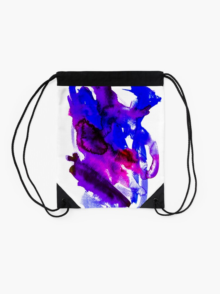 Alternate view of BAANTAL / Patch #7 Drawstring Bag