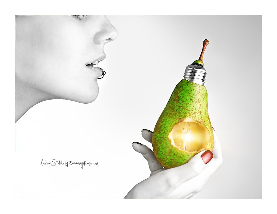 Pear 2 Pear by Andreas Stridsberg