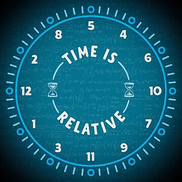 time is relative by MoSt90