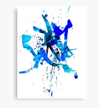 BAANTAL / Patch #9 Canvas Print