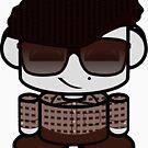 Dre Hizzy O'BOT by Carbon-Fibre Media