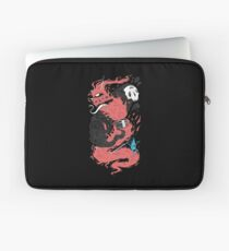 Death Of The Fire Demon Laptop Sleeve