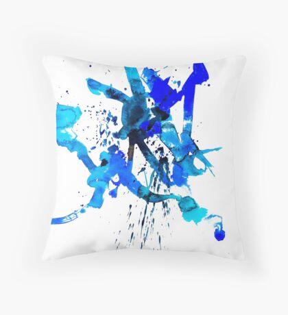BAANTAL / Patch #9 Throw Pillow