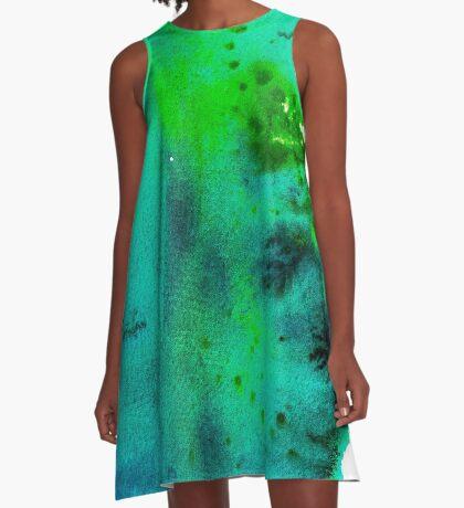 BAANTAL / Patch #12 A-Line Dress
