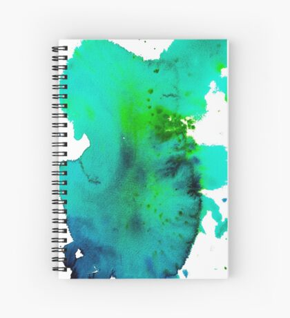 BAANTAL / Patch #12 Spiral Notebook