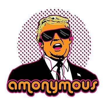 Trump Amonymous by Grafixfreak