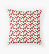 Cherries Floor Pillow