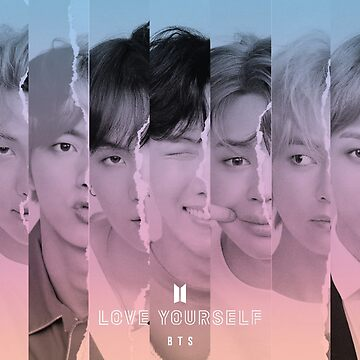 Love Yourself (Gradient Version) by infireseok