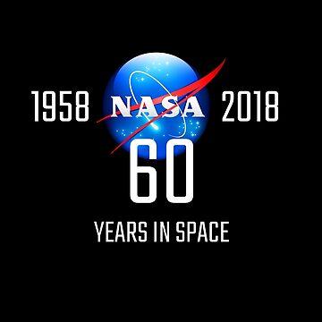 NASA — 60th Anniversary by MichailoAvilov