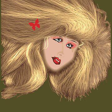 Alena Warrior Princess of Zataka by Godwin