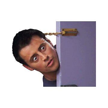 joey doorway surprise by hrubiks