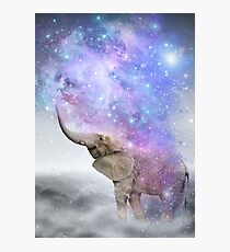 Don't Be Afraid To Dream Big Photographic Print