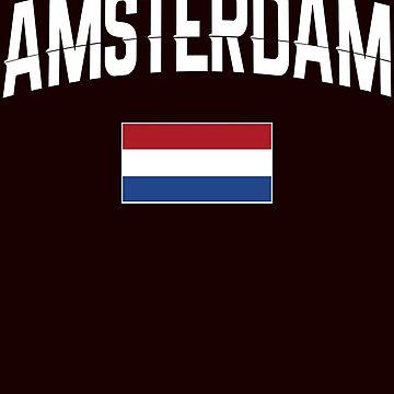 Amsterdam by schnibschnab