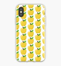 Golden Apples iPhone Case