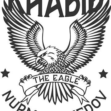 Khabib Nurmagomedov The Eagle UFC MMA by CageRepublic