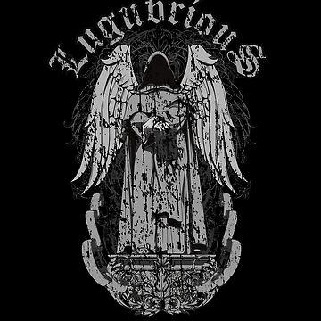 Lugubrious - The Black Angel by manbird