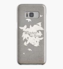 Winter Is Here Samsung Galaxy Case/Skin
