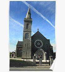 Kilrush Cathedral Poster
