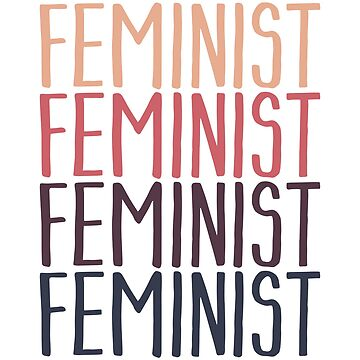 Feminist Woman by desexperiencia