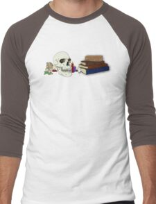 Bob's Shelf Men's Baseball ¾ T-Shirt