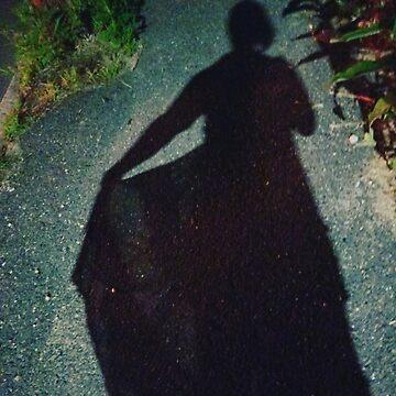 Shadowed Woman by Megumi-Kat