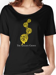 The Golden Crown Women's Relaxed Fit T-Shirt