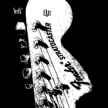 Old fender stratocaster headstock-70s-Rock,Blues,Metal-Music by carlosafmarques