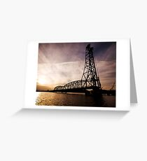 A Bridge To Beauty Greeting Card