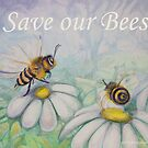 Save our Bees! by Monica Batiste