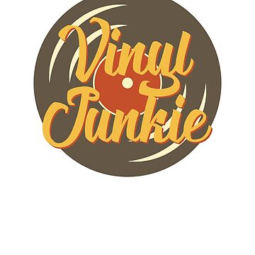 Vinyl Junkie by dmanalili