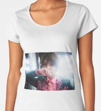 Yesung SuperJunior Premium Rundhals-Shirt