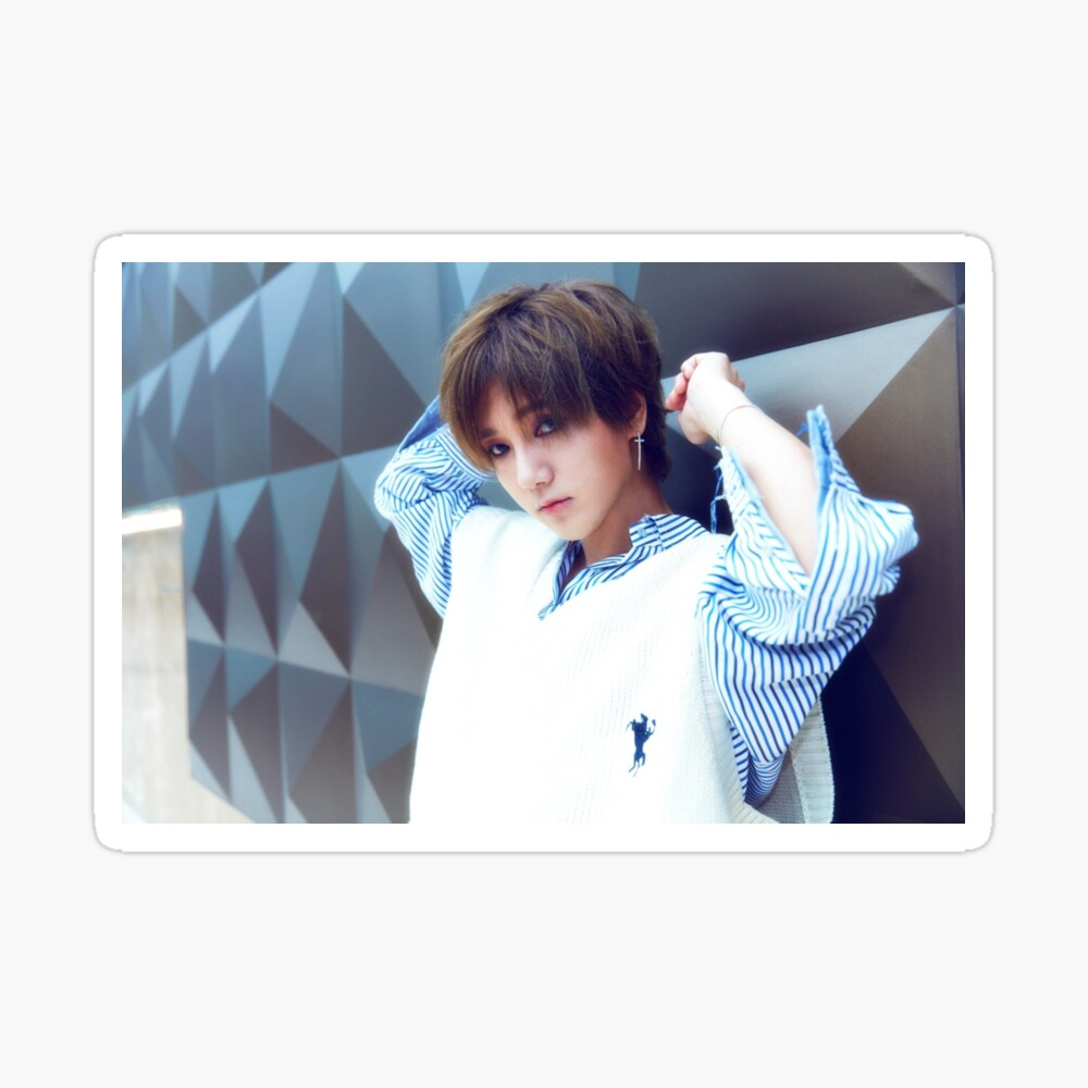 Yesung SuperJunior Sticker