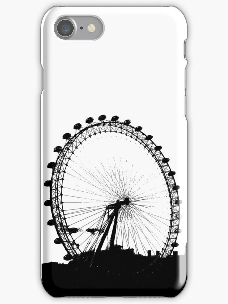 London Eye by CorrieJacobs