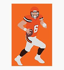 Baker Mayfield Photographic Print