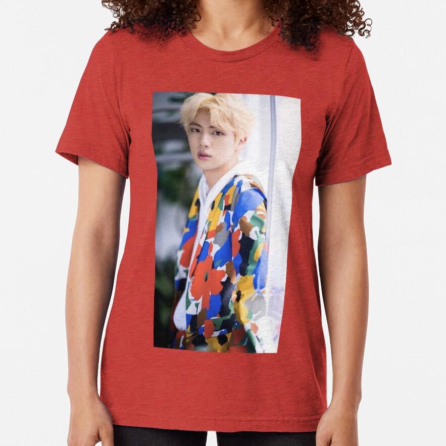 JIN BTS Vintage T-Shirt