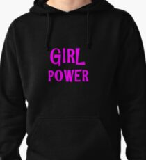 Girl Power Movement Pullover Hoodie