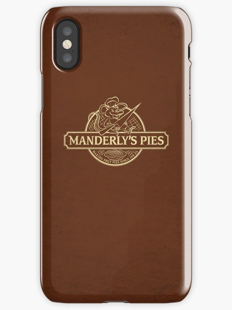 Manderly's Pies by JenSnow