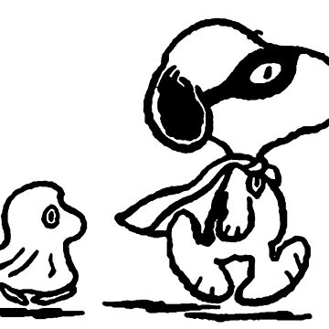Snoopy and Woodstock by Cornchipsrpunk