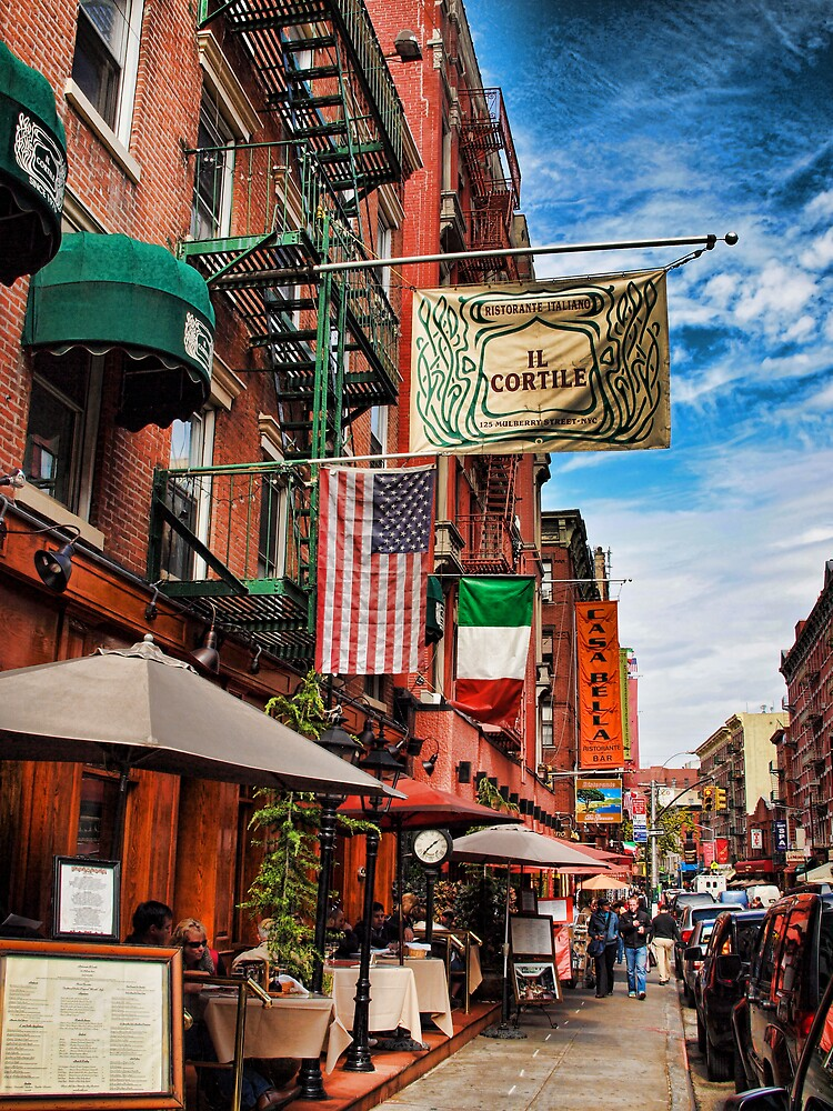 Little Italy, New York by rapis60