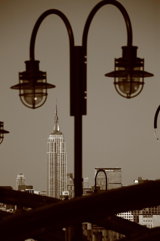 New York City by Frank Romeo