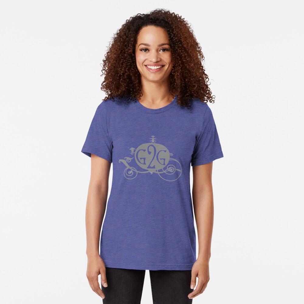 Kürbiswagen - Prinzessin Slumber Party Vintage T-Shirt