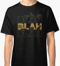 Camiseta clásica Blah Blah Blah