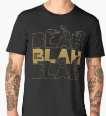 Blah Blah Blah Men's Premium T-Shirt