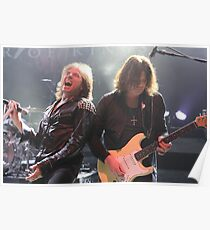 Europe - Joey and John Poster
