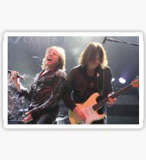 Europe - Joey and John Sticker