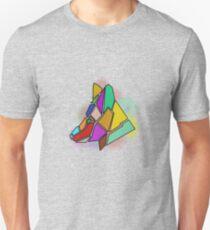 Farbexplosion Unisex T-Shirt