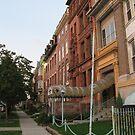 Delaware Avenue, Buffalo, NY by artwhiz47