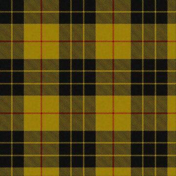 Scotland Clan McLeod Tartan Phone Case by closeddoor