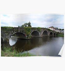 Graignamanagh Bridge Poster
